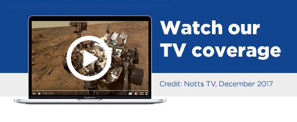 Notts TV Coverage