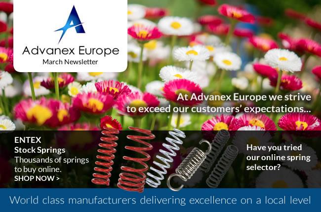 Advanex Newsletter