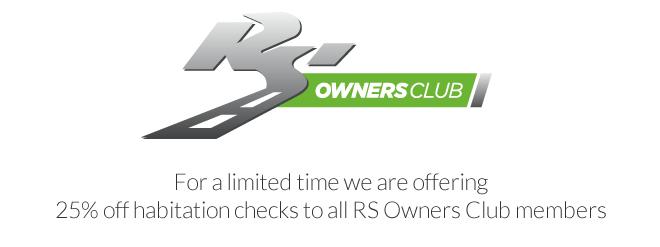 RS Motorhomes | Discounts