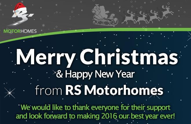 RS Motorhomes | Merry Xmas
