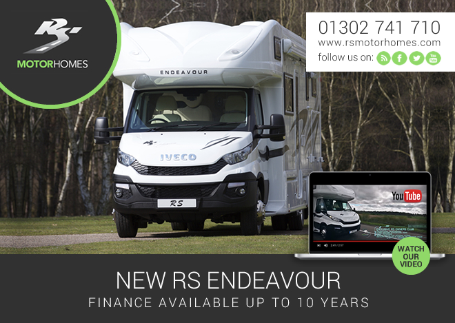 RS Motorhomes | RS Endeavour